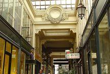 passage à paris