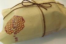 Bijenwasdoekjes/bee's wrap