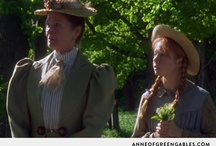 Anne of Green Gables / This board is dedicated to my love for the Anne of Green Gables book series by L.M. Montgomery and the film adaptations.  Other L.M. Montgomery quotes, books and poems will also be put on this board. / by Kerri Avery