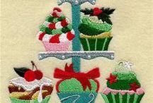 Cucito e ricamo / sewing and embroidery