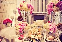 Sofreh- Persian Wedding - Sunflower Florist / www.sunflowerflorist.ca
