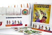 La chronologie de l'Histoire ...