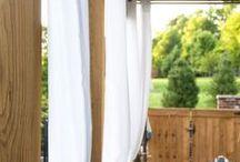 outdoor draps