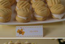 buzzy bee birthday party ideas