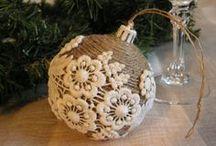 decoratiuni de craciun handmade
