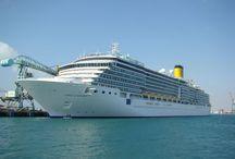 Plavby lodi Costa Luminosa
