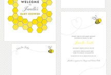 Ba-Bee Shower / Ideas for the Momma to-bee