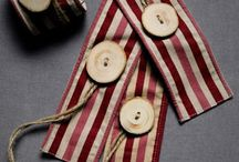 napkins and napkin rings / by Rick Liebling