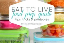 Eat to live - Joel Fuhrman, MD / Recipes, ideas 6 week plan