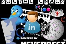 Bedrijfsuitje Social Media: SOCIAL CHAOS! / Social Chaos: Een spannend onderzoeksavontuur met de nodige verbazing en een snufje paranoia.De teams worden op een ludieke manier gedwongen intensief samen te werken. Boordevol Social Media, spanning en actie, gebruik van iPad en Augmented Reality. Deze teambuilder kan op zeer veel locaties gespeeld  worden! Ook bij u op kantoor?  Een origineel innovatief uniek leuk ludiek spannend nieuw bijzonder verrassend bedrijfsuitje teambuilding