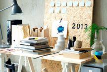 Studio space  / by Pierre Du Pisani