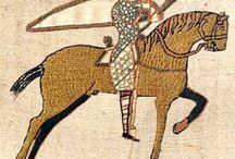 Bayeux tapestry / The Bayeux Tapestry has got to be among histories most lovely, cultural, historic, artistic, emotional, victorious, lamented, and secretive piece of craft-art to make the most smallest of history buffs quake in awe. Truely profound and enduring