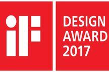 Abertas as inscrições para o IF Design Awards / O Centro Brasil Design, escritório representativo do iF Design Award, um dos mais conceituados prêmios de design do mundo, informa que já estão abertas as inscrições para a edição de 2017.