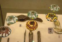 Римские бусины и привески / Антика, 5-1в до н.э.