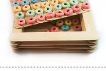 Fruit Loop Crafts & Fun for Kids / by Amanda Smith