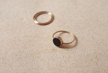 A - forma/pierścionek