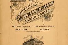 Piano Online Museum / by Antique Piano Shop