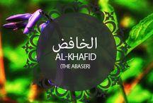 Attributes of Allah