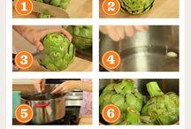 Juin Fruits, légumes, viande et poisson / June What's in Season - Fruits, Vegetables, meat, fish