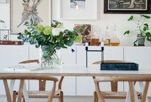 Dining rooms / salles à manger