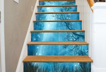 lépcső design