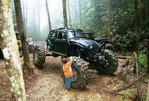VW BUG OFFROAD