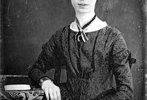 Emily Dickinson / Favourite female poet ...