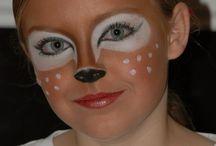 Facepaint - Animals
