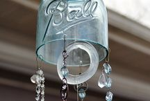 Jar Crafts / Crafty Items you can make with Jars