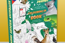 Colour Me Activities for Kids / Colouring activities for kids