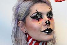 Halloween / Maquillaje artístico para halloween