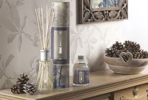 Home Fragrance / There are lots of choices for home fragrance - candles, reed diffusers, lamps and more. These are our favourite scents whatever the season!