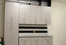 Garage Organization / Ideas from garage organization companies. We work with several California Closets locations in Pennsylvania. Also work with other organization companies in Maryland, Pennsylvania and Virginia.