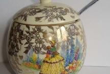 Vintage Crinoline Lady / All things Crinoline! Sweet Old Fashioned Beauty!