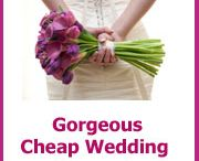 Cheap Wedding Flowers / Lots of easy ideas to help you save money on your wedding flowers http://www.cheap-wedding-solutions.com/cheap-wedding-flower.html / by Cheap Wedding