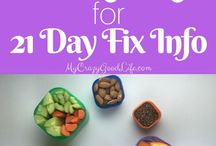 My 21 Day Fix