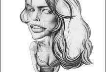 My Work - Caricatures / Follow me: http://xeeme.com/DiegoAbelenda