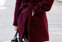 Color - Burgundy, Marsala and more
