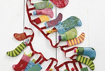 Christmas Stockings and Advent Calendars