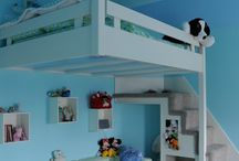 kids room / by Kerri Donald