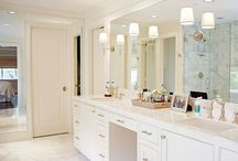 Homes - Master Bed and Bath / by Suzy Conley