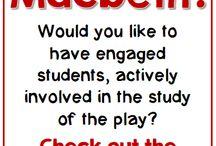 Macbeth Teaching Resources