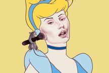 Demented Disney series by Andhika Muksin / Collection of my Artworks, enjoy!