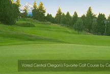 Golf in Bend Oregon / by The Riverhouse Hotel