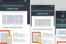 Web – Design / Creation Information