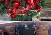 Out door Christmas decor