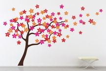Wall Stickers, Murals & Prints / by Alex Griffin