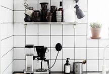 Coffeeshop corner