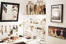 Studio Ideas / by Kathy Potter Johnson