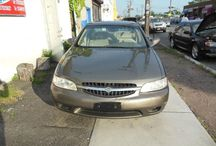 Used 2000 Nissan Altima for Sale ($2,600) at Paterson, NJ / Make:  Nissan, Model:  Altima, Year:  2000, Body Style:  Tractor, Exterior Color: Brown, Vehicle Condition: Excellent,  Mileage:124,000 mi, Engine: 4Cylinder 2.4L L4 DOHC 16V, Fuel: Gasoline Hybrid, Transmission: Automatic.   Contact: 973-925-5626   Car ID (56651)